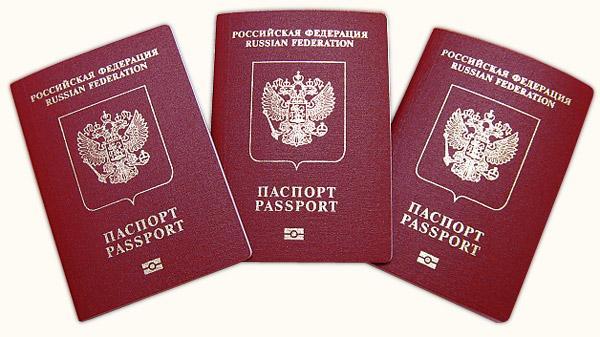 сколько страниц в заграничном паспорте старого образца - фото 11